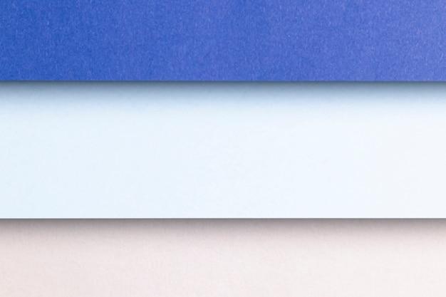 Узор с оттенками синего