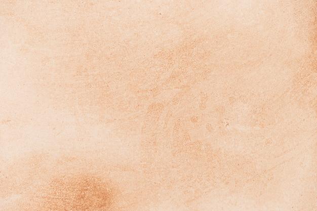 明るいオレンジ色の大理石の表面テクスチャ背景
