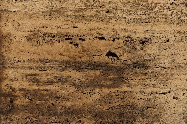茶色の大理石の表面テクスチャ背景