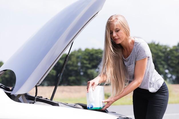 女性補充洗浄液