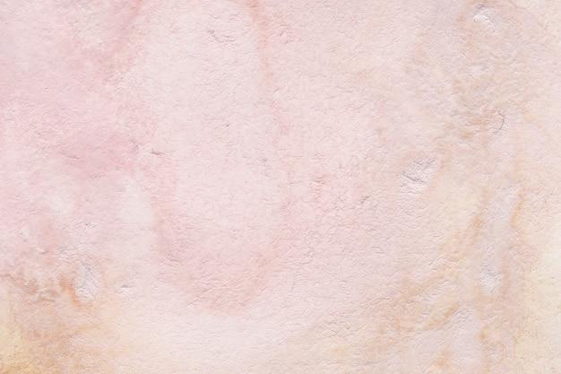 Мраморная поверхность на акриловой декоративной текстуре с копией пространства