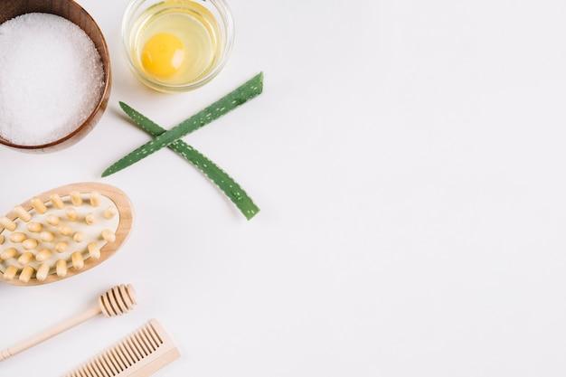 Экологически чистые продукты с копией пространства