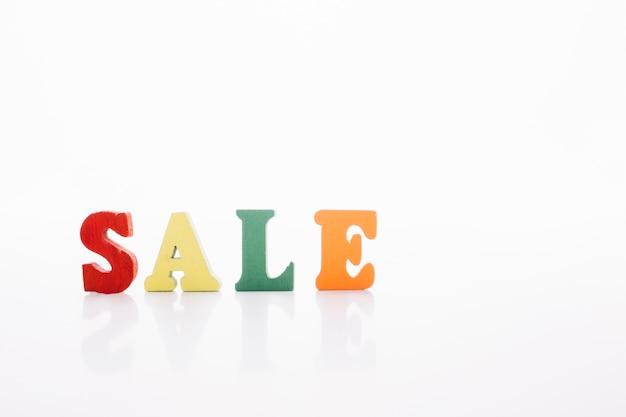 Черная пятница продажи концепции на белом фоне
