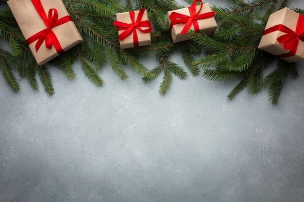 トップビュークリスマスプレゼントコピースペース