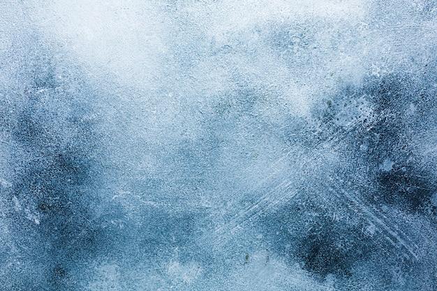 グラデーションの青い石またはスレートテクスチャ背景