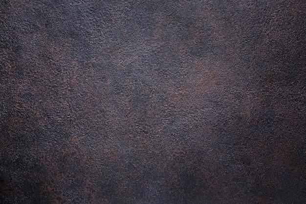 黒い石またはスレートのテクスチャ背景