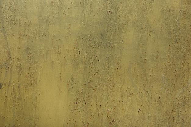 ひびの入った塗装茶色の壁のテクスチャ