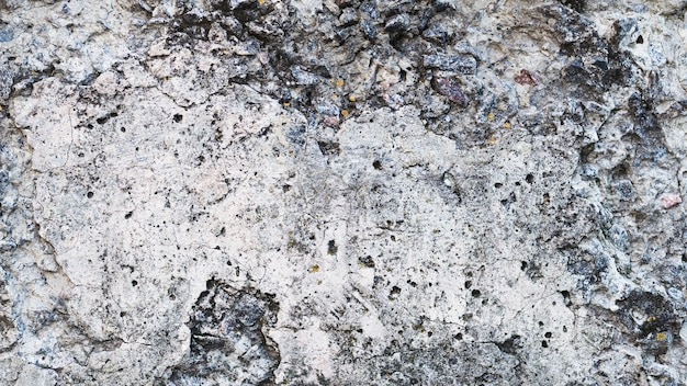 Черно-белая старая гранж-текстура