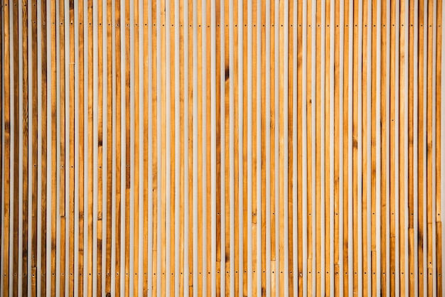 木製の棒のテクスチャ背景