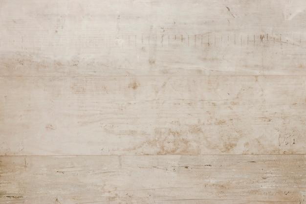 白い木の質感のある表面