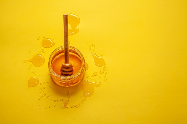 有機蜂蜜のトップビュージャー