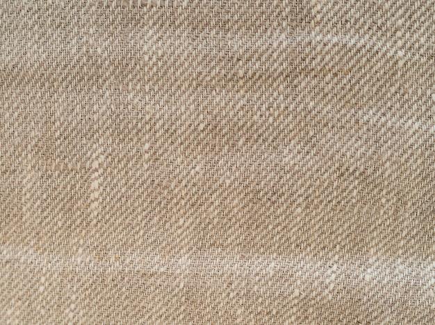 Текстура ткани ткани близкая вверх