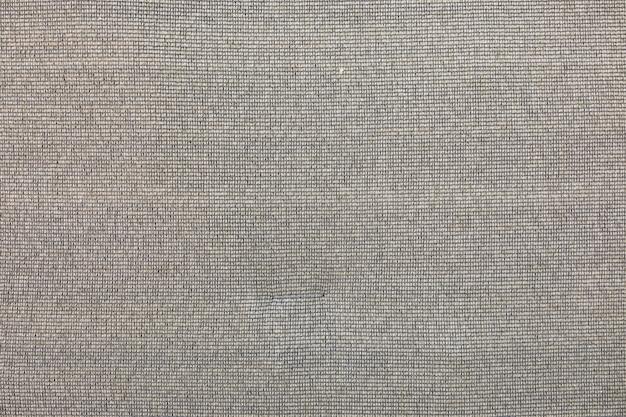 Старая текстура ткани с шероховатой поверхностью