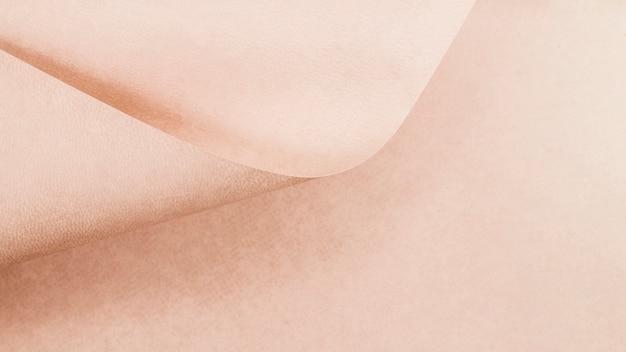 Бумажная скрученная розовая текстура страницы