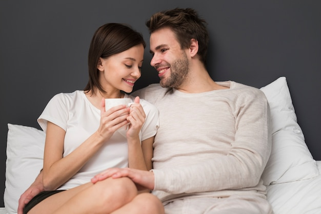 Пара, имеющая момент нежности