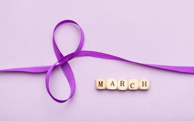 Международный женский день концепция