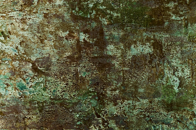 粗い表面とペイントのセメント壁