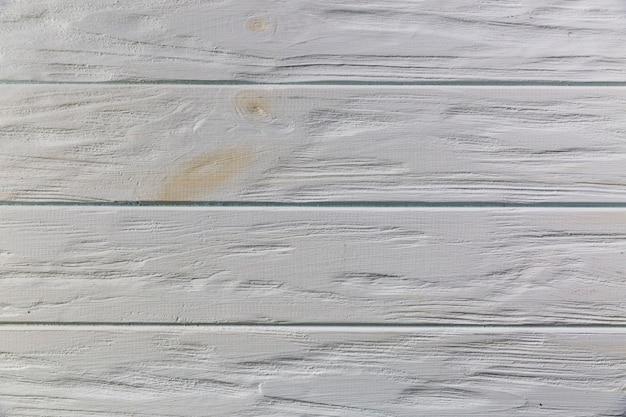 ラインと木製の表面