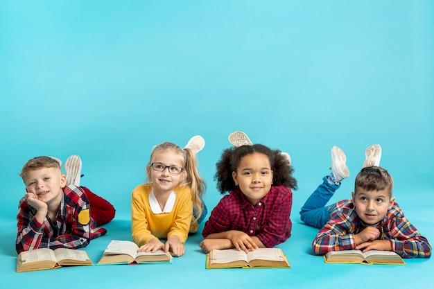 Копирование пространства детского чтения
