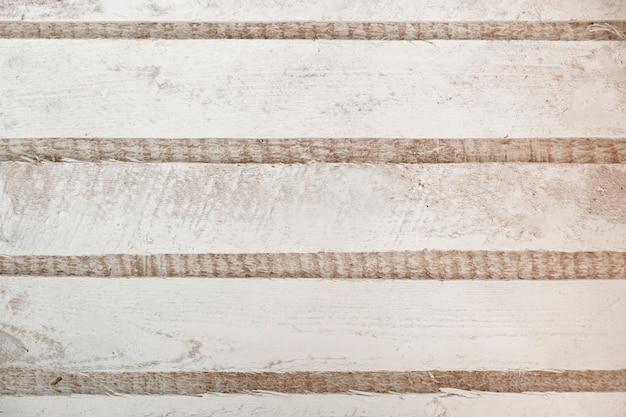 古い木製のバテンとフラワーマーケットのコンセプト