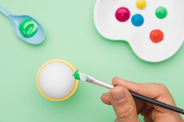 Инструменты для рисования сверху