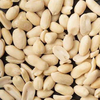 Вид сверху арахиса