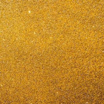 光沢のある黄金の光コピースペース背景