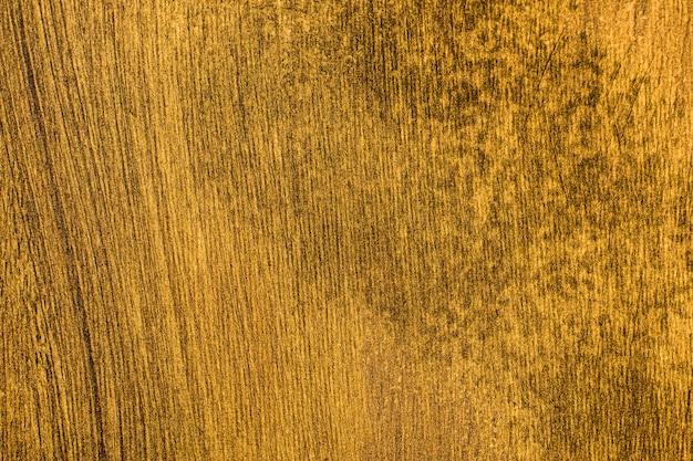 クローズアップの黄金の表面の背景