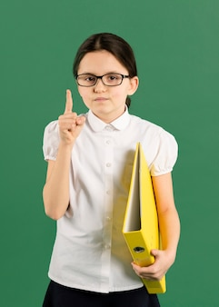 Расстроен молодой учитель среднего выстрела