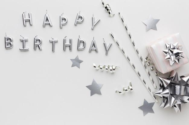 フレイは幸せな誕生日の願いを築きました