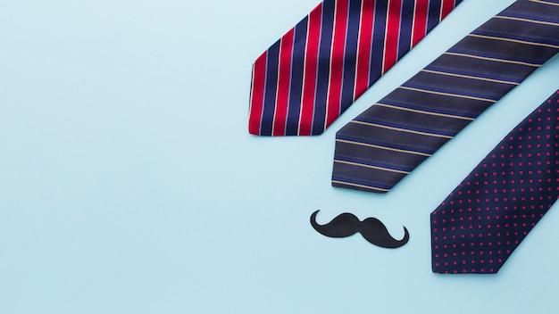 День отца ассортимент с галстуками