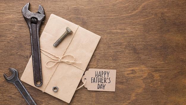 Инструменты дня отца