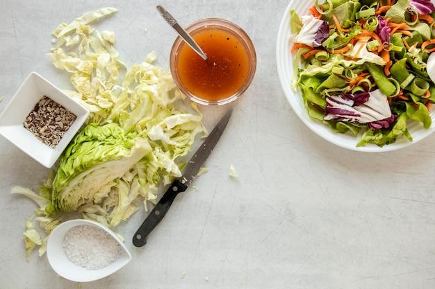 サラダ用キャベツ