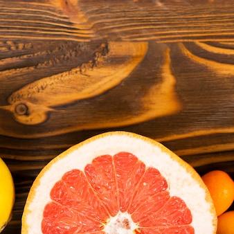 Рамка для грейпфрута сверху