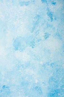Акварель синей краской абстрактный фон