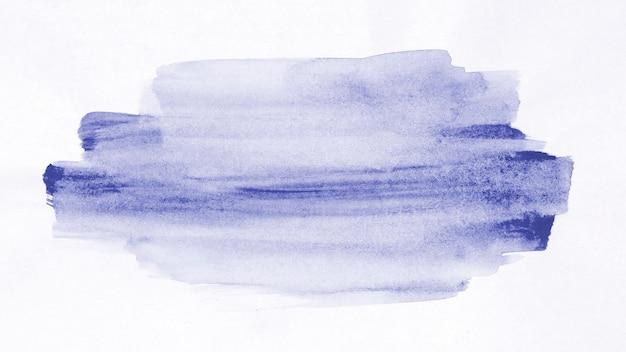 水彩バイオレットペイントライン背景