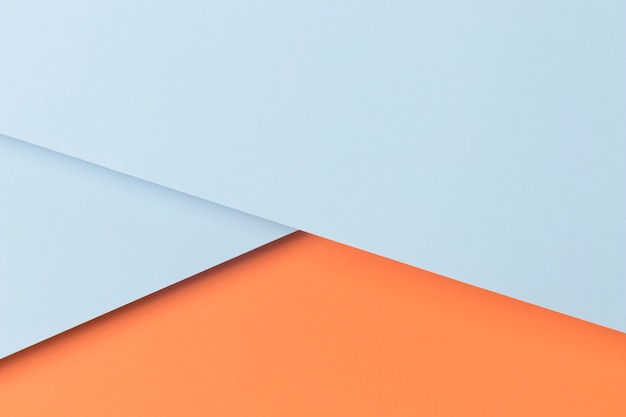 食器棚の幾何学的形状のコンセプト