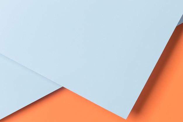 食器棚の幾何学的形状のデザイン