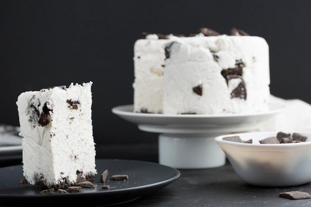 Орео торт украшение