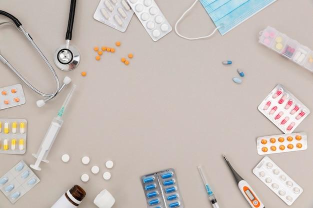 Рамка профилактики здоровья