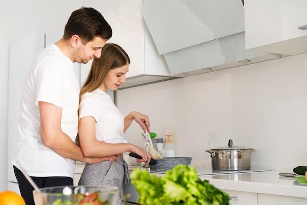 Низкий угол приготовления пара