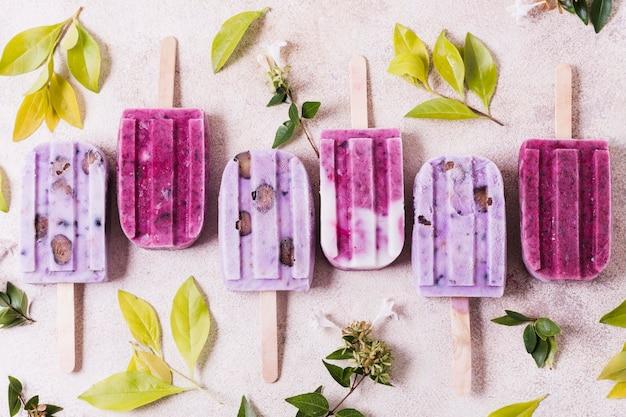 Палочки для мороженого ароматизированные