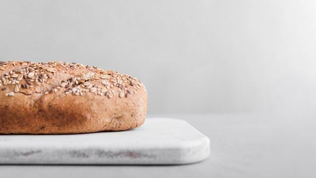Вкусный хлеб с натуральными семечками