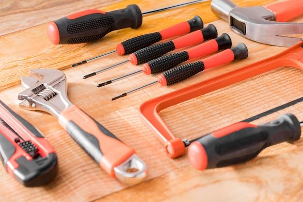 Механические инструменты высокого угла