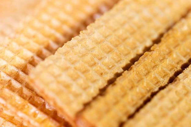 Печенье с мороженым