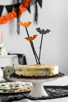 Хэллоуин украшения и сладости