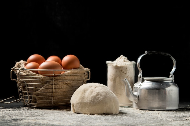 Ингредиенты для приготовления пищи крупным планом