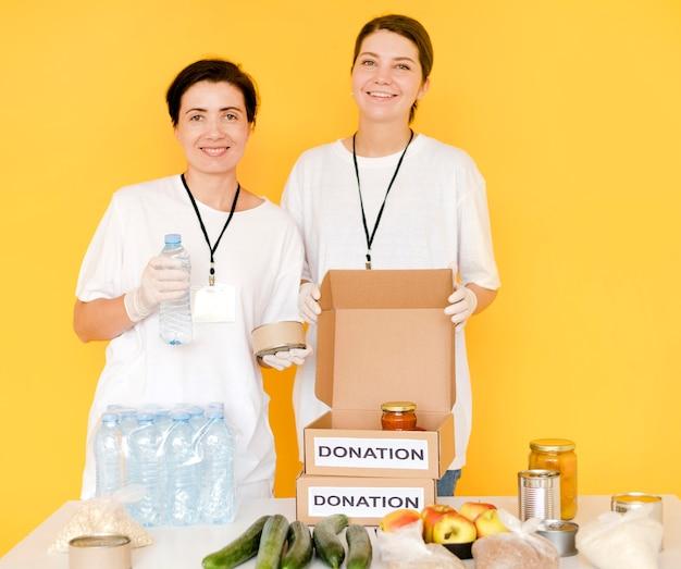 Готовятся ящики для пожертвований