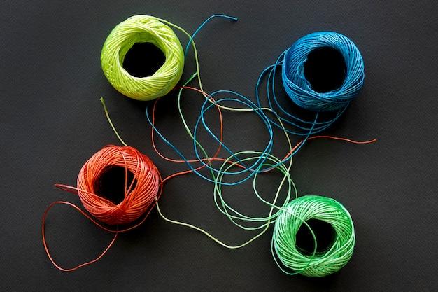 トップビューミシン糸