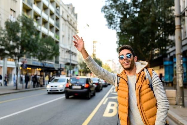 Эй, такси!